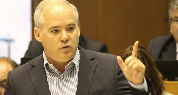 """""""A maioria do PS nos Açores é um fator de estabilidade e de confiança"""", sublinhou José San-Bento"""