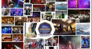 Festas da Madalena registam maior enchente de todos os tempos