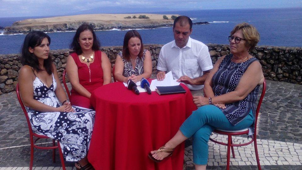 Paulo Fontes considera que São Jorge precisa de um deputado do Bloco de Esquerda no parlamento regional (c/áudio)