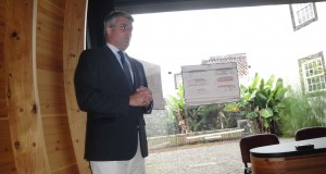 Projeto de beneficiação do Centro de Saúde das Lajes do Pico vai melhorar qualidade do atendimento, afirma Luís Cabral