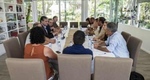 Vasco Cordeiro propõe a criação de um intercâmbio internacional de profissionais do turismo dos Açores