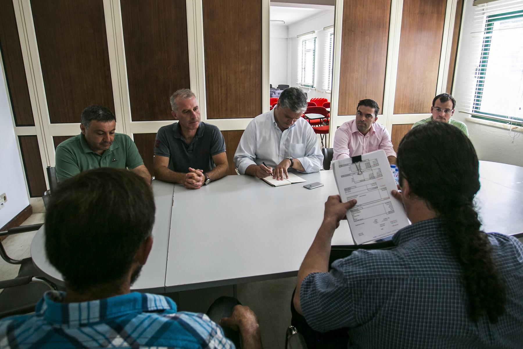 Vasco Cordeiro assume o compromisso de continuar a apoiar os produtores de leite e o setor cooperativo