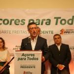 António Pedroso, cabeça de lista do PSD por São Jorge, em entrevista à Rádio Lumena (c/vídeo)