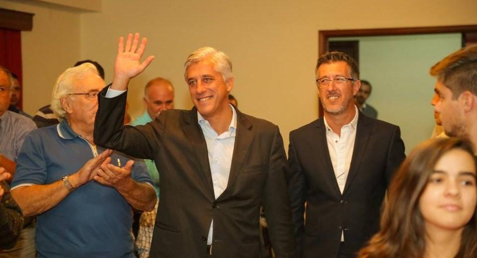 PSD apresentou lista por S.Jorge, nos Lourais – António Pedroso quer lutar contra a desertificação na ilha (c/áudio)