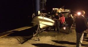 Continuam desaparecidos os dois homens da embarcação naufragada entre o Pico e S.Jorge (c/áudio)