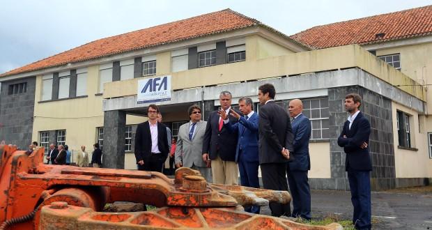 Nova Escola do Mar ficará ao serviço do progresso do Faial e dos Açores, afirma Vasco Cordeiro