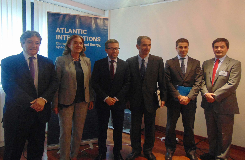 Azores International Research Center pode estar formalmente constituído em 2017, afirma Brito e Abreu
