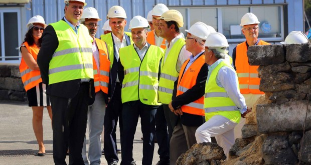 Governo dos Açores investiu mais de 26,5 ME em obras nas vias regionais nesta legislatura, revela Vítor Fraga