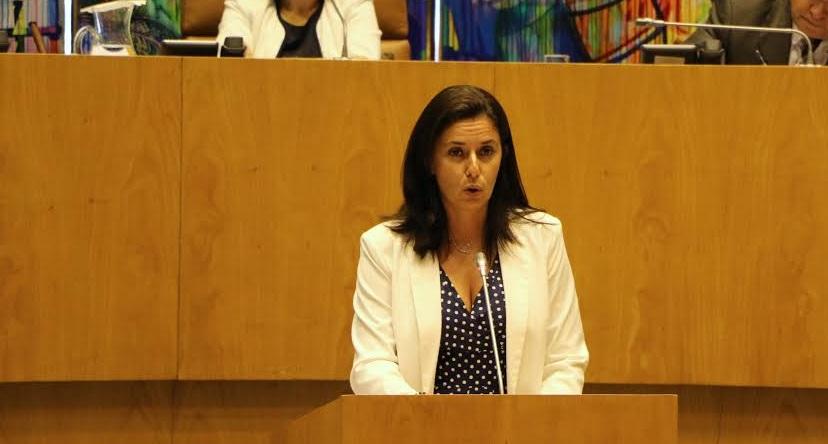 Ana Espínola protagoniza despedida emocionada do parlamento recebendo elogios de diversas as bancadas (c/áudio)