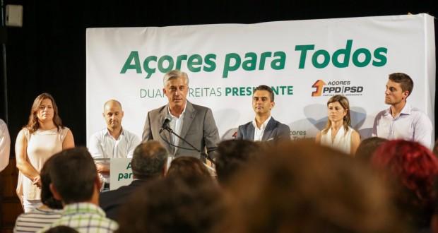 """Duarte Freitas defende que é """"um dever"""" apostar na Educação"""