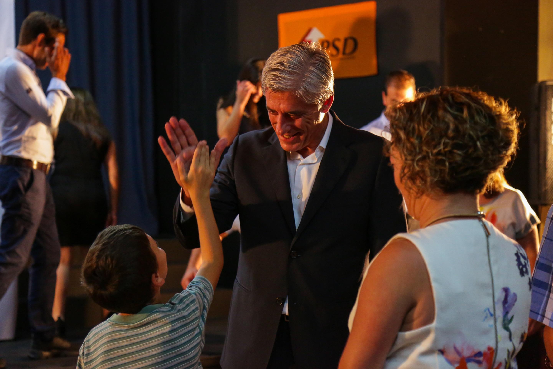 Duarte Freitas diz que está na hora de os Açores mudarem