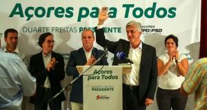 Duarte Freitas quer ser um presidente próximo das pessoas