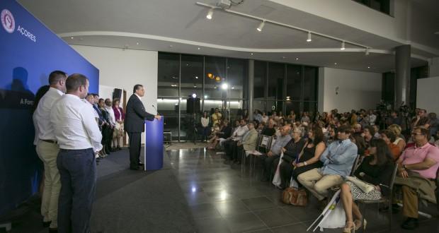 Vasco Cordeiro quer criar programa regional de apoio à mobilidade elétrica