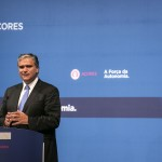 Vasco Cordeiro apresenta Programa de Governo em nome do Futuro dos Açores