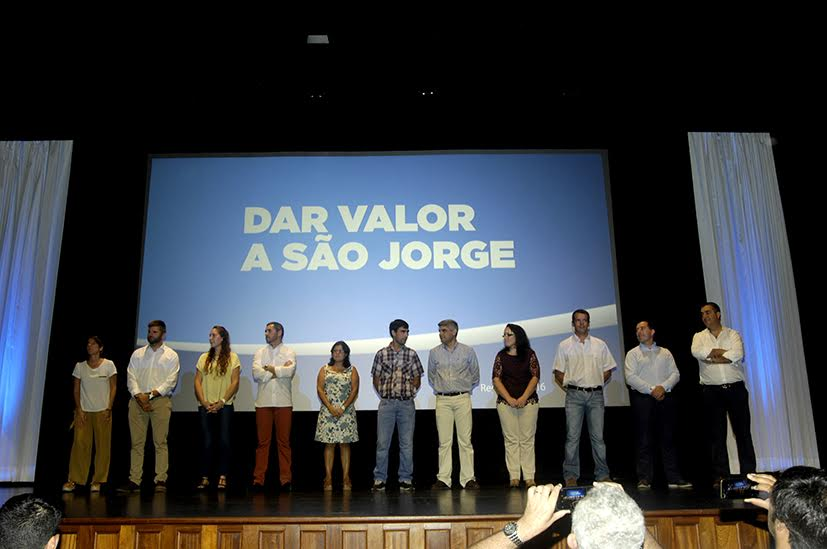 CDS-PP quer continuar a eleger um deputado por São Jorge – Artur Lima e Morais Soares acreditam que só o CDS pode retirar maioria absoluta ao PS (c/áudio)