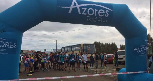 Azores Triangle Adventure passou este sábado pela ilha de São Jorge, o Trail das Fajãs foi um sucesso para a organização e participantes (c/áudio)