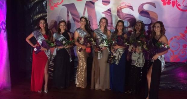 Juliana Fagundes eleita Miss Ilha São Jorge – jovem vai representar os Açores na Miss Portuguesa 2017 (c/áudio)