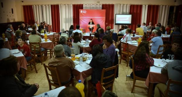Catarina Martins garante apoio do BE na República a aumento de poderes da Região sobre o mar