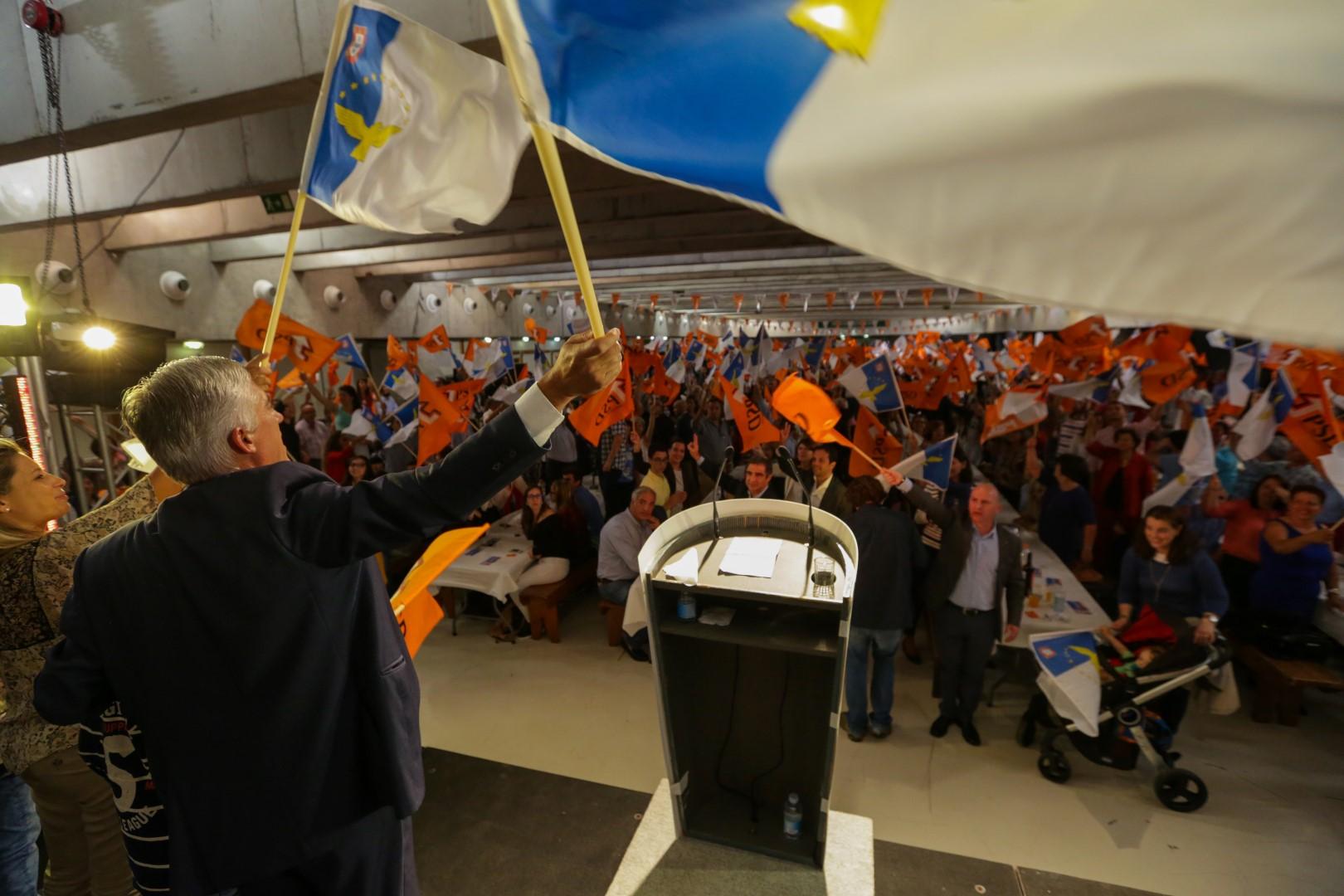 """Duarte Freitas apela à """"alma do PSD"""" para mudar os Açores"""