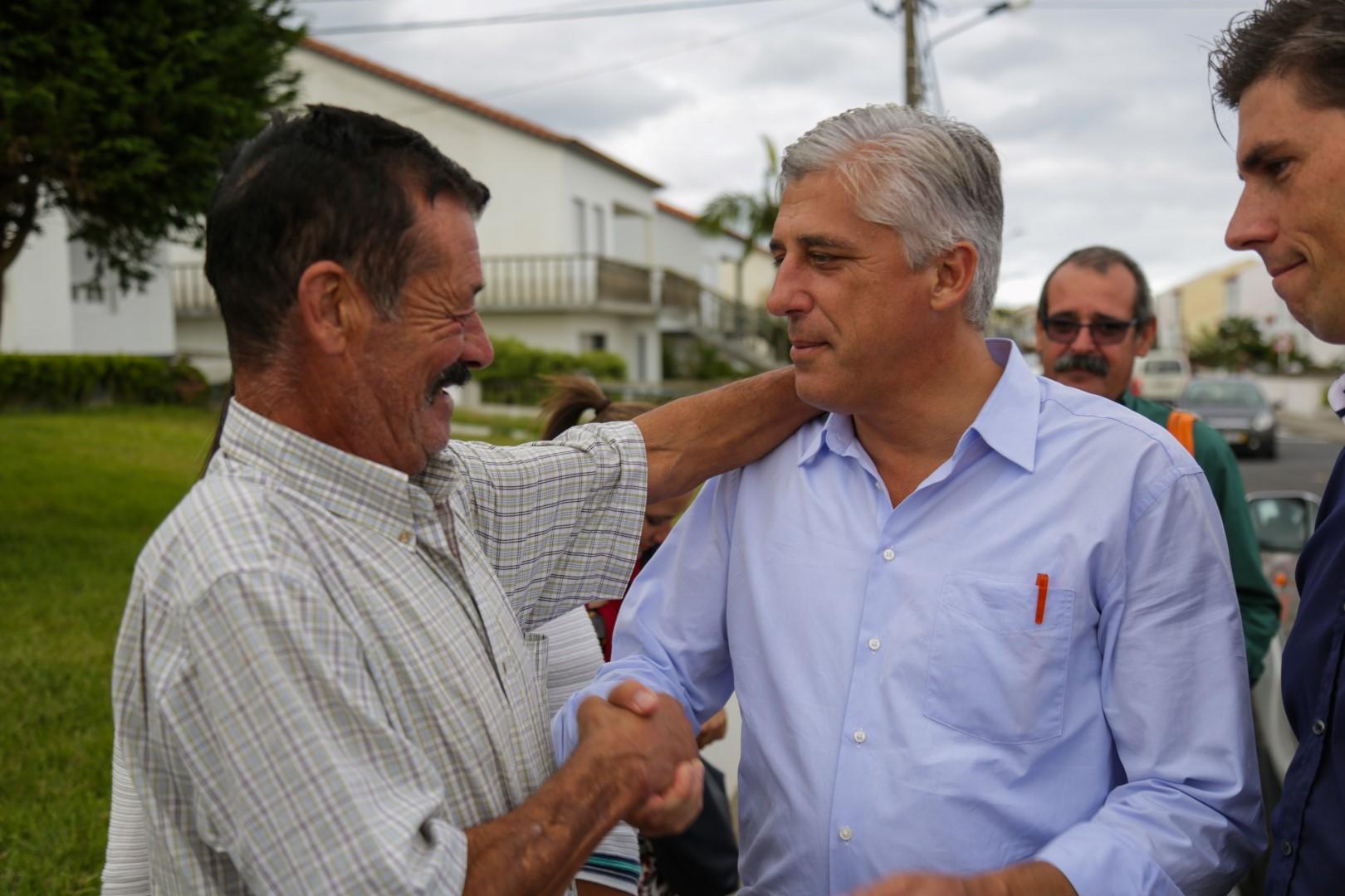 Duarte Freitas garante fazer apenas dois mandatos no governo