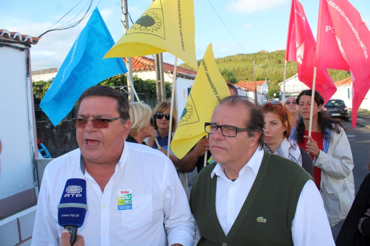 CDU  questionou o Governo da República sobre a situação do Aeroporto da Horta