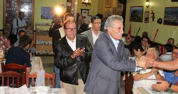 CDU com confiança na ilha Terceira com a presença de Jerónimo de Sousa