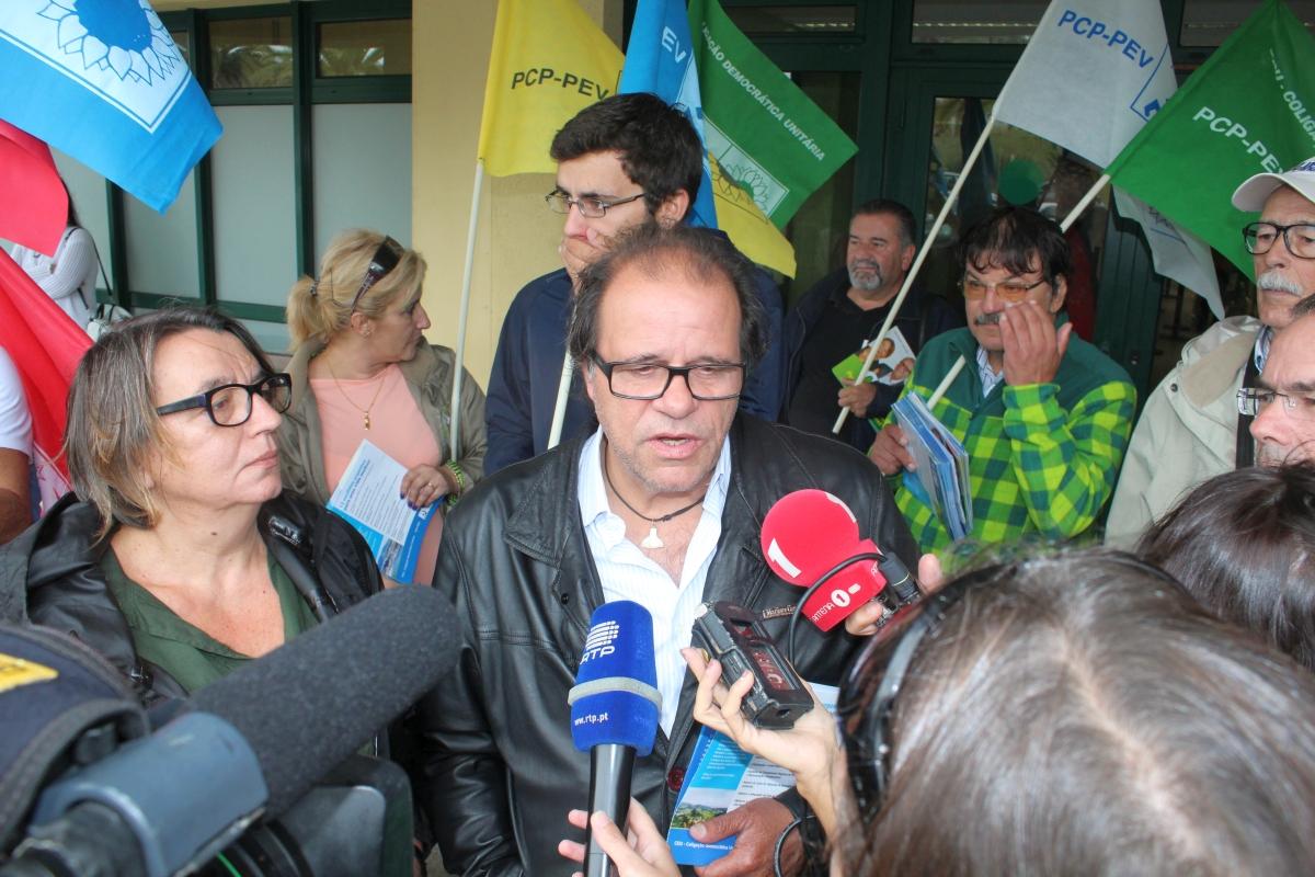 """CDU em luta para valorizar profissionais da saúde e acabar com """"abusos"""" de programas ocupacionais"""