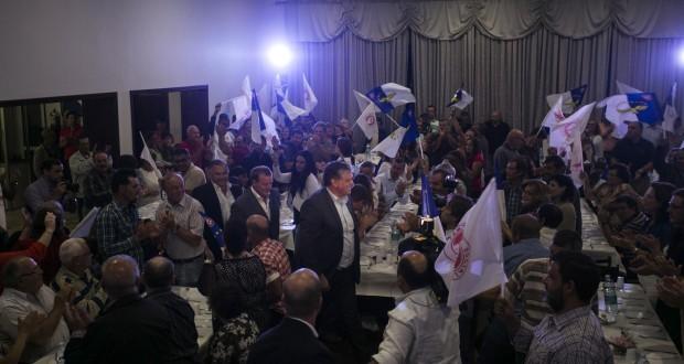 """""""Coesão regional é o grande desígnio do PS"""", afirma Vasco Cordeiro"""