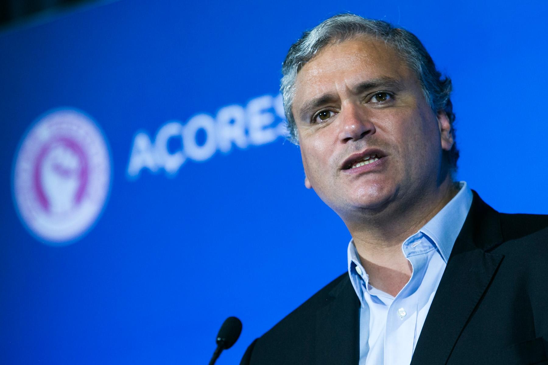 Vasco Cordeiro propõe criar um fundo de capital de risco para a investigação e o conhecimento científico