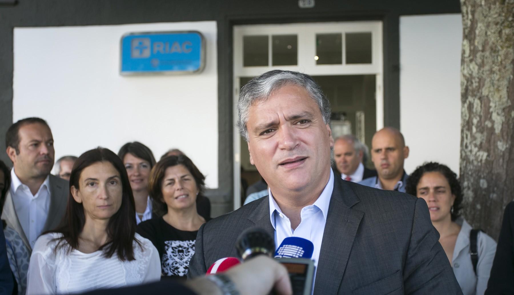 Vasco Cordeiro quer administração pública interativa para melhorar a vida dos Açorianos