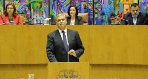 Vasco Cordeiro anuncia integração na Administração Regional de trabalhadores contratados