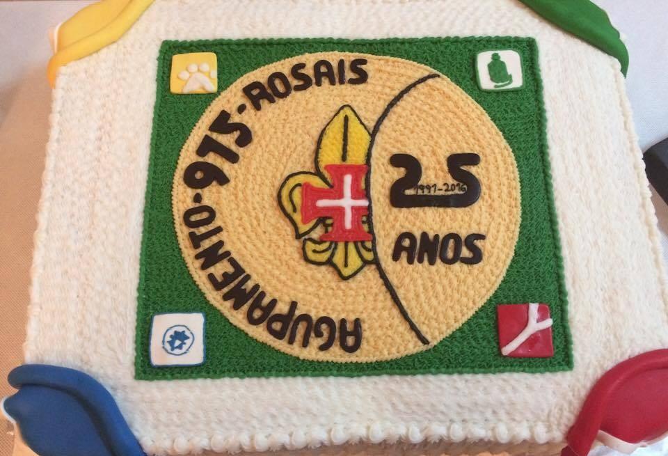 Agrupamento 975 de Rosais celebra 25 anos de existência (c/áudio)