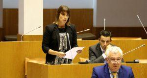 Catarina Cabeceiras questiona Secretário Regional do Mar sobre o Entreposto Frigorífico das Velas e Obra do Porto do Topo (c/áudio)