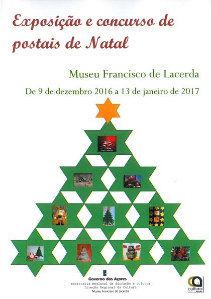 Museu Francisco de Lacerda promove exposição e concurso de postais de Natal