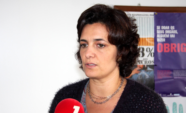 Andreia Cardoso quer concluir auscultação dos agentes sociais e económicos até ao final de janeiro