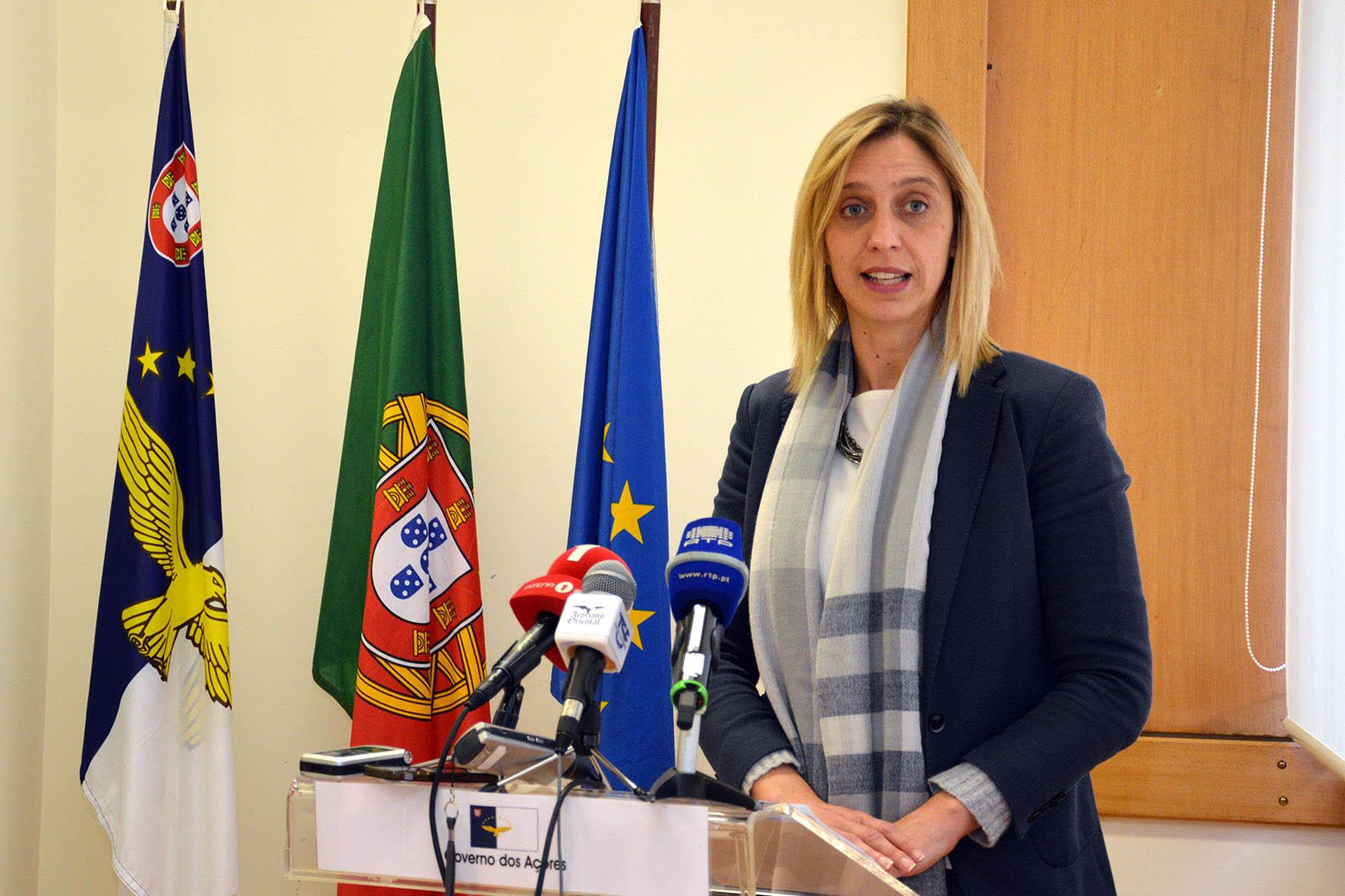 O desenvolvimento do turismo dos Açores também passa por sinergias entre o Governo Regional e a República, defende Marta Guerreiro