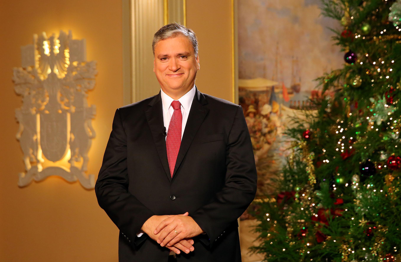 Mensagem de Natal do Presidente do Governo Regional (c/áudio)