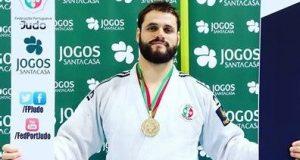 Tiago Rodrigues vai representar Portugal no Campeonato do Mundo de Seniores, no Azerbeijão