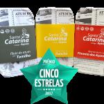 ALRAA congratula Indústria Conserveira de Santa Catarina pela conquista do Prémio Cinco Estrelas (c/áudio)