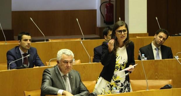 Carne abatida nos matadouros dos Açores continuam com níveis de pH muito elevados, denuncia Graça Silveira