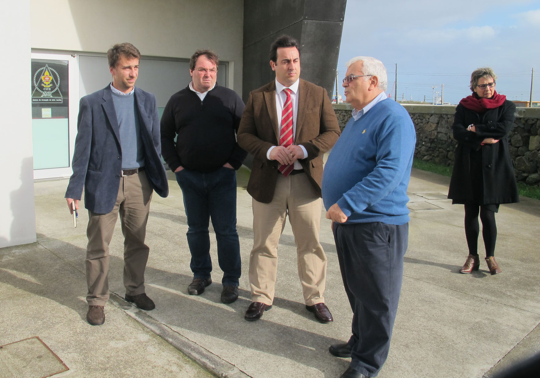 Berto Messias enaltece trabalho dos Escuteiros nos Açores