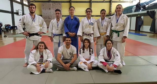 Ouro, prata e bronze para judocas jorgenses nos Campeonatos Regionais de Cadetes e Juniores 2017