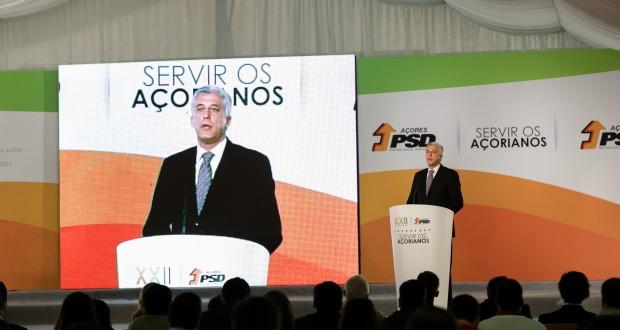 """PSD/Açores vai trabalhar para """"ganhar confiança dos açorianos"""""""