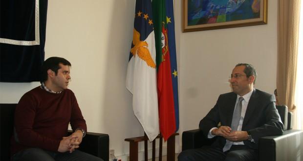 Programa VITIS com mais 3,5 ME para reconversão e reestruturação da vinha nos Açores, anuncia João Ponte