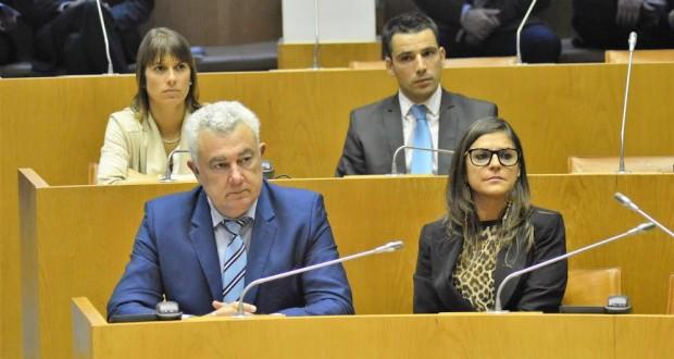 Governo Regional deve conseguir para lesados do BANIF a mesma solução que República conseguiu para lesados do BES, propõe CDS-PP