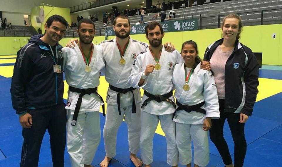 Atletas do Judo Clube São Jorge trazem novas medalhas para casa