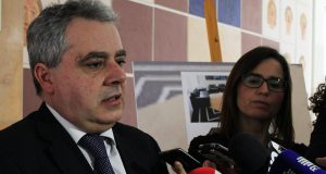 Sérgio Ávila revela que foram apresentados 576 projetos de investimento privado, no valor de 233 ME