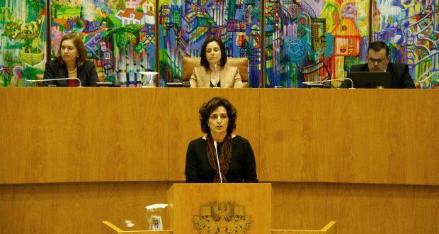 Andreia Cardoso anuncia reforço de 22% na verba destinada ao apoio aos idosos