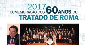 Governo dos Açores assinala 60.º aniversário do Tratado de Roma