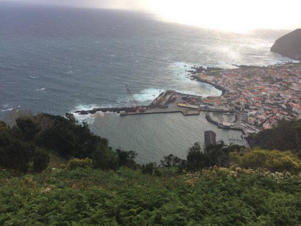 Portos dos Açores consigna obra do aumento do Terrapleno do Porto das Velas, em São Jorge